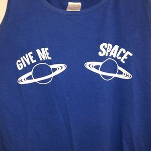 Give Me Space Tank Top